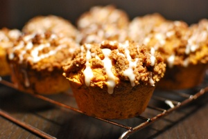 Spicy Pumpkin Muffins