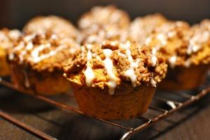 Spicy Pumpkin Muffins