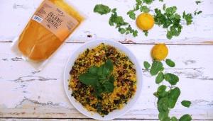 Turmeric and Tamari Cauliflower rice 4