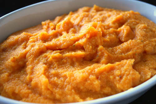 Vegan Carrot and Butternut Mash 2