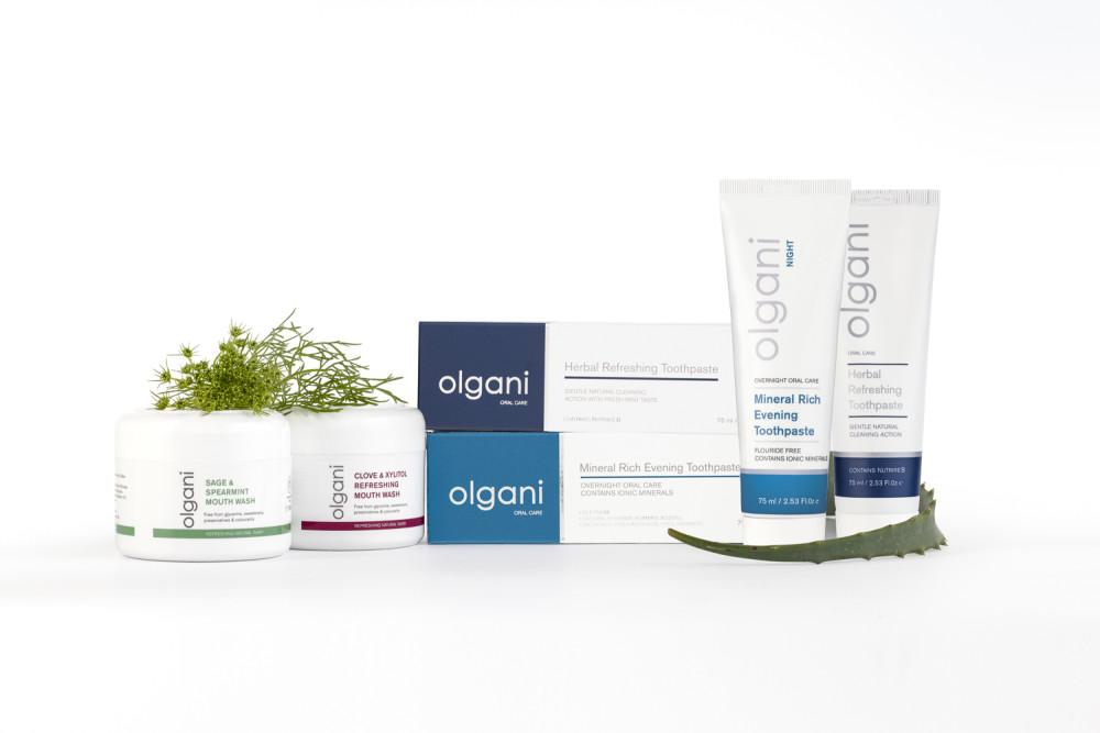 Olgani toothpaste 1