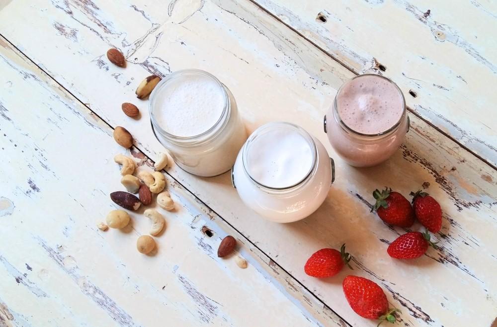 Caralishious Salted Caramel Vegan Milkshake 2