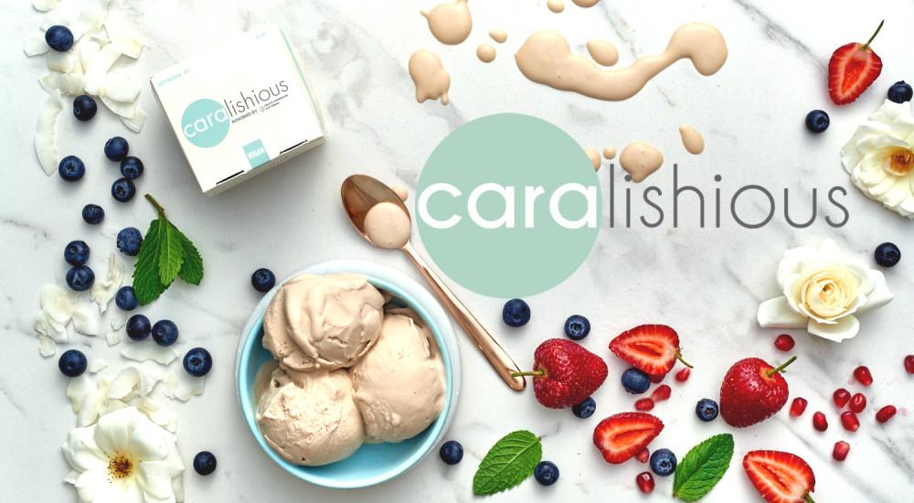 Caralishious Vegan Ice Cream