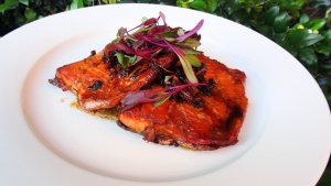 spicy asian rainbow trout 1