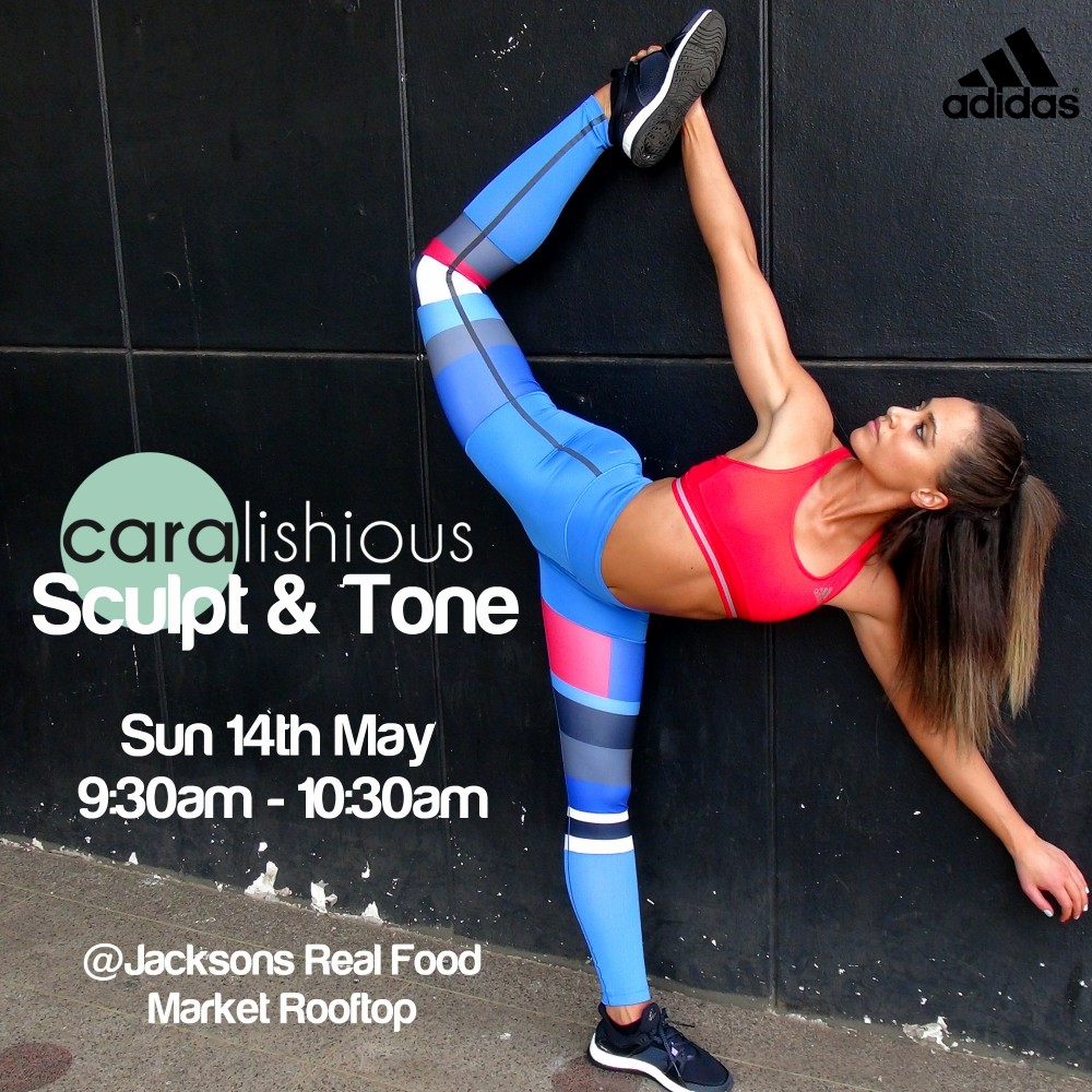 sculpt and tone 14th may