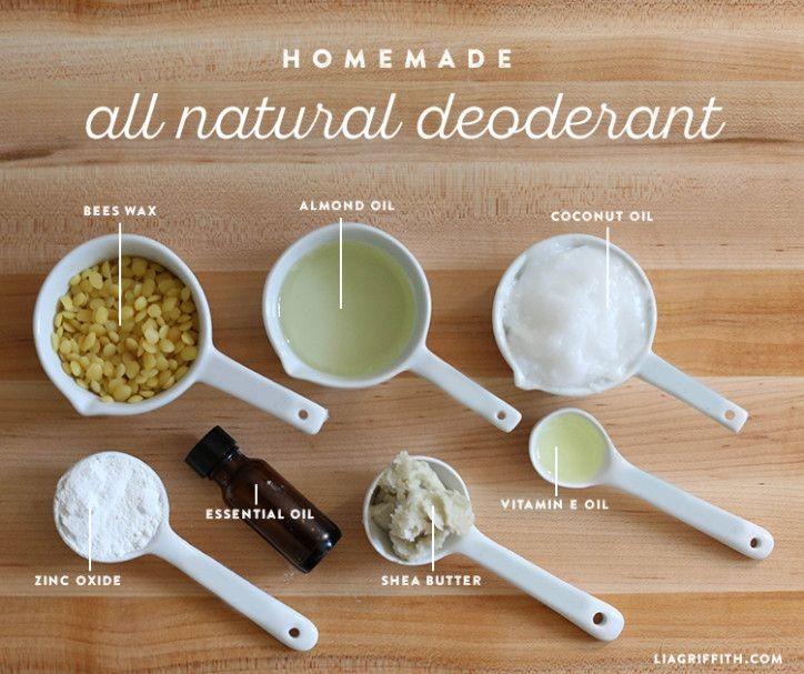 Natural Deodorant 1