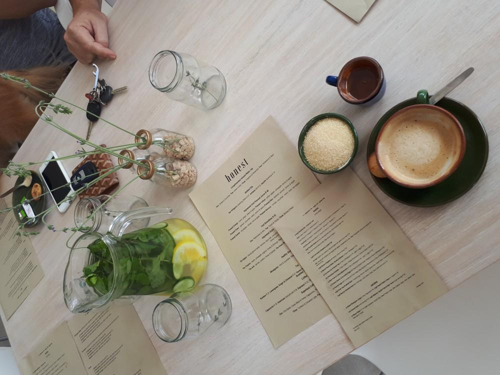 Honest Cafe 2