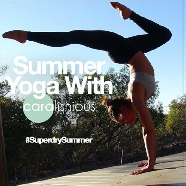 Superdry yoga 2016