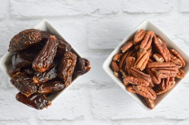 Dates and Pecans