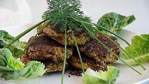 Broccoli Bites with Tomato-Avo Salsa