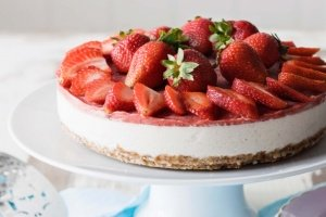 No-Bake Vegan Cheesecake (Grain-Free and Paleo)