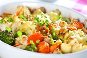 Hearty Vegetable Curry 1