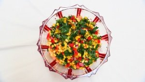 colourful mexican salad 2