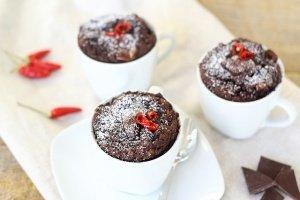 Flourless  Chocolate Fondant | Low Carb too!! 1