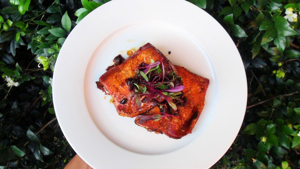 spicy asian rainbow trout 2