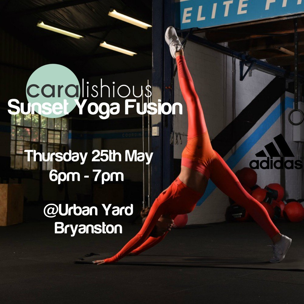 yoga event 25th May