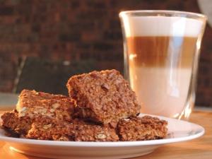 Cinnamon-Coconut Crunchies Recipe