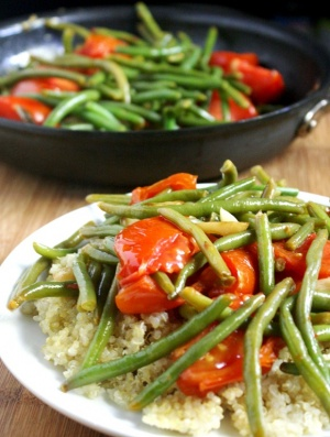Green Beans Napoletana