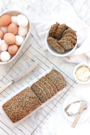 Grain Free LSA Paleo Loaf
