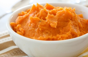 Vegan Carrot and Butternut Mash 1